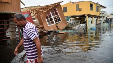 Puerto Rico after hurricane Maria.