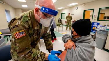 Vaccination in Boston