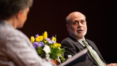 Federal Reserve ex-chairman Ben Bernanke: I got turned down for mortgage refinancing
