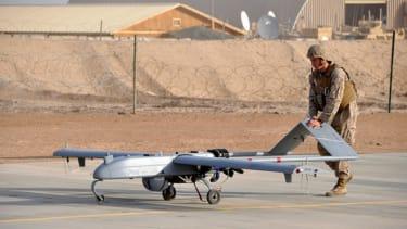 Afghanistan, drone