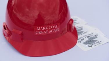 New coal mine opens.