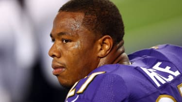 Baltimore Ravens: We thought Ray Rice only slapped his fiancée