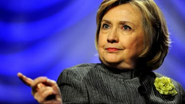 Benghazi isn't sinking Hillary Clinton's presumed presidential campaign