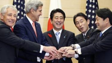 US-Japan alliance