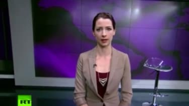 Russia Today anchor: 'What Russia did is wrong' in Ukraine