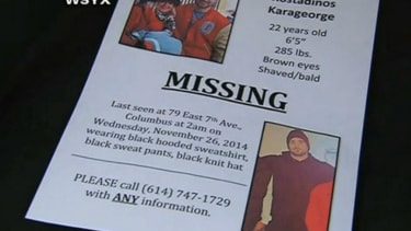 Dozens of volunteers look for missing Ohio State football player with history of concussions