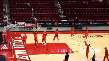Houston Rockets.
