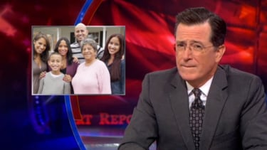Stephen Colbert chides Obama for copying the GOP on delaying immigration reform
