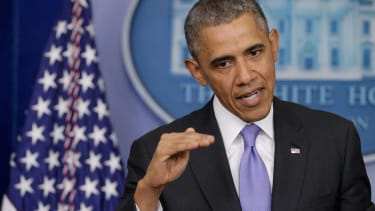 President Obama alludes to VA scandal in weekly address