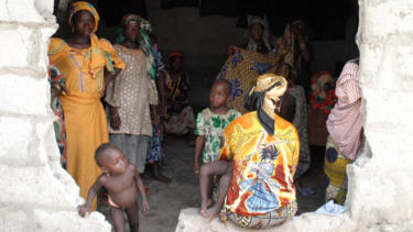 Nigeria trafficking