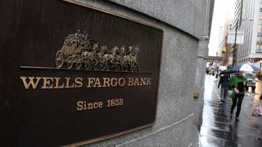 A Wells Fargo bank in San Francisco.