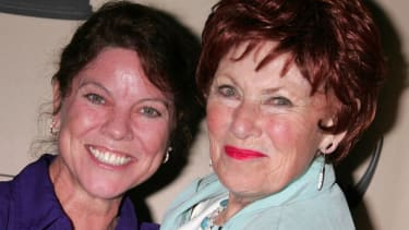 Erin Moran and Marion Ross.