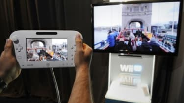 Nintendo's latest gaming console the Wii U Gamepad, allows gamers to play games on the controller as well as on their televisions.