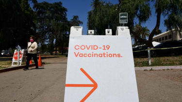 COVID-19 numbers are down in U.S.