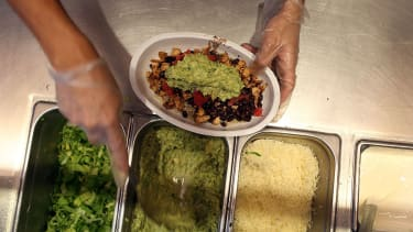 Chipotle's CEO is stepping down
