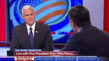Mike Pence on ABC News