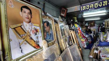 Thai crown prince becomes King Rama X