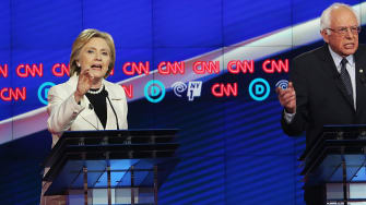Rifts within democratic party could spoil turnout.