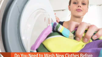 Wash your new clothes before wearing them, The Wall Street Journal warns
