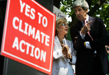 Obama's climate change challenge: Americans just don't care