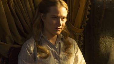 Evan Rachel Wood stars in Westworld.