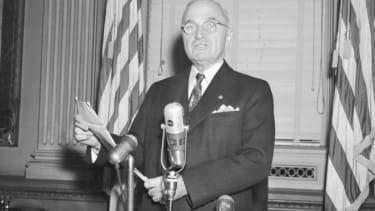 President Truman, Nov. 30, 1950