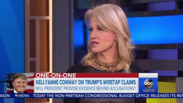 Kellyanne Conway on Good Morning America