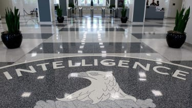 CIA headquarters.