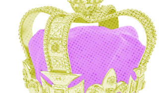 A crown.