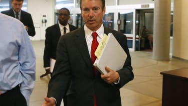 Rand Paul urges Republicans to be even less moderate