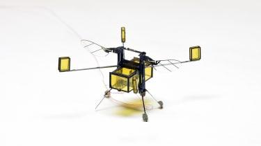 A bee bot prototype.