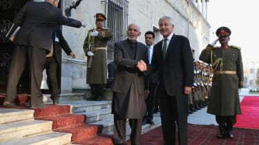 The Afghanistan war is officially over (kind of)