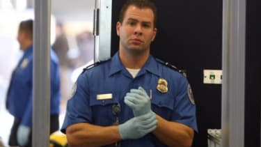 Would racial and religious profiling be more effective than the TSA's controversial screening techniques?