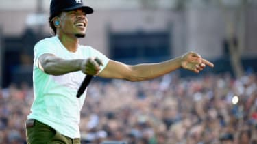 Chance the Rapper.