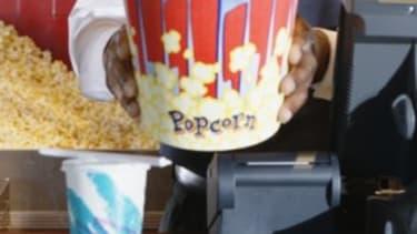 Popcorn, thy name is cruelty!