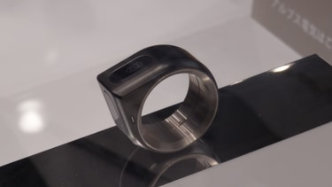 Make room in your smart jewelry box for the new smart ring