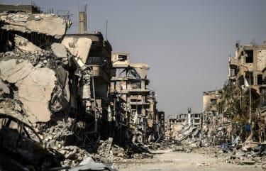 Raqqa, Syria.