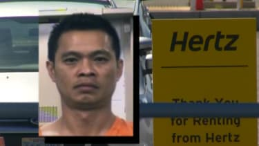 Alleged drug smuggler left 139 lbs. of pot in rental car, then went back for it