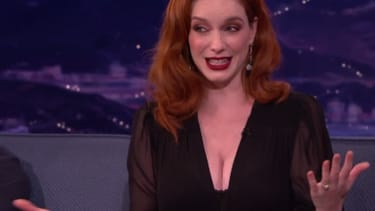 Christina Hendricks would be 'thrilled' to appear on Game of Thrones