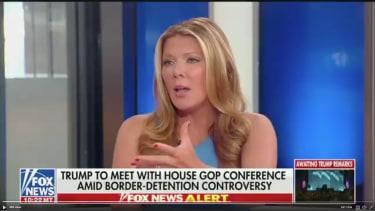 Trish Regan on FOX News.