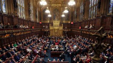 Parliament won't let President Trump speak on his visit to the U.K.
