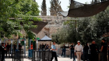 Controversial new security measures in Jerusalem