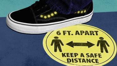 A shoe.