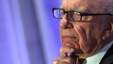 Rupert Murdoch wouldn't issue a statement of support for Fox News president Bill Shine.