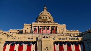 Washington before Inauguration Day