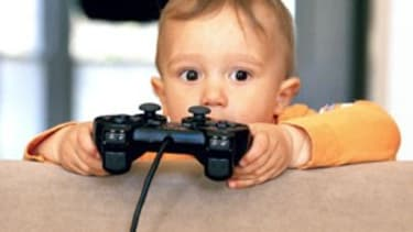 The gaming babies boom