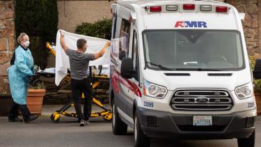 Coronavirus patient in Washington State transported to hospital
