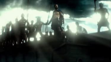 WATCH: The grim, gory 300: Rise of an Empire trailer