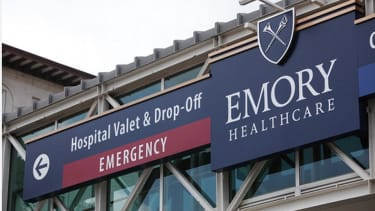 First Ebola-infected patient arrives in the United States