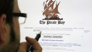 The Pirate Bay is a Swedish-based website connects those who have and those who want illegal downloads: File-sharers in Sweden have official religious status.